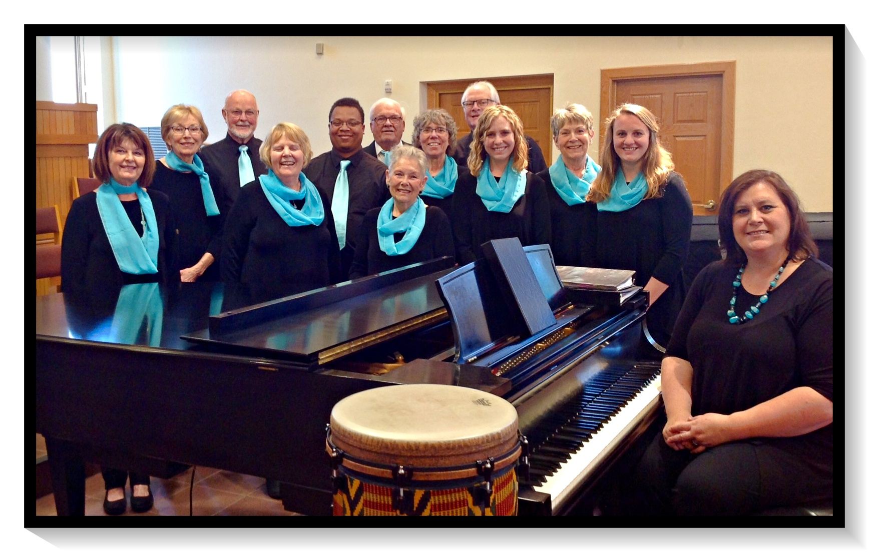 New Day Singers | The Peninsula Singers